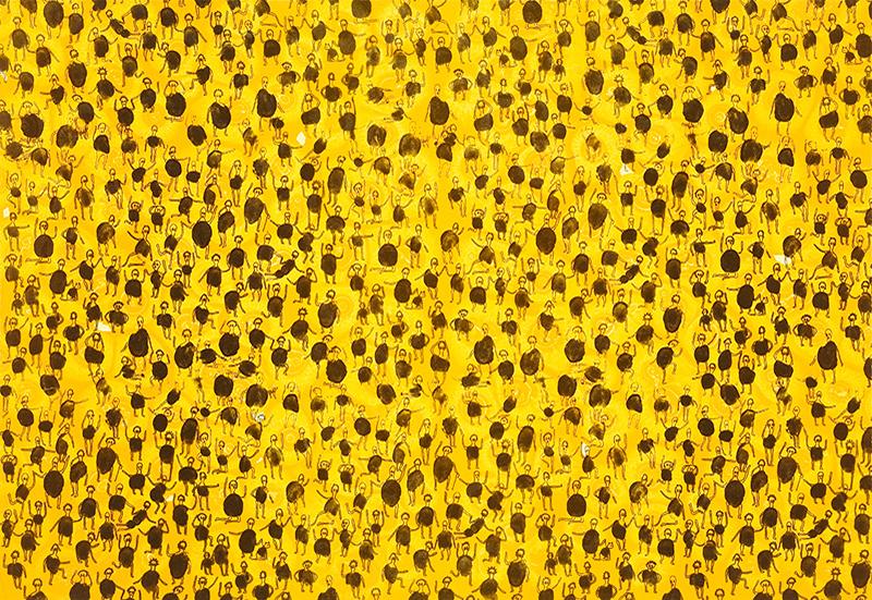 Beehive, 64 x 90 cm, Lithograph, 2007