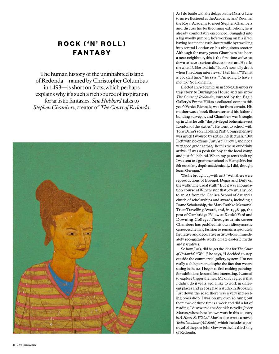 Elephant Magazine Article Page 2 of 4