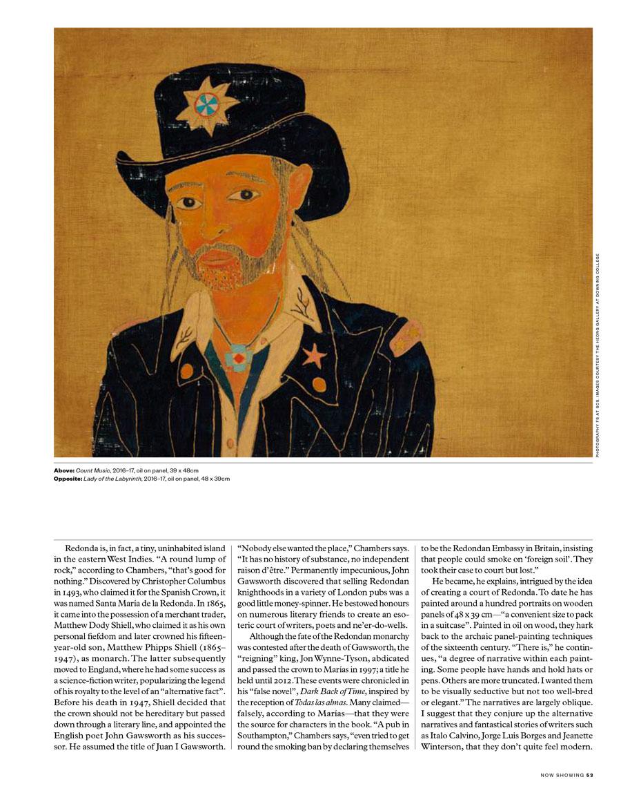 Elephant Magazine Article Page 3 of 4