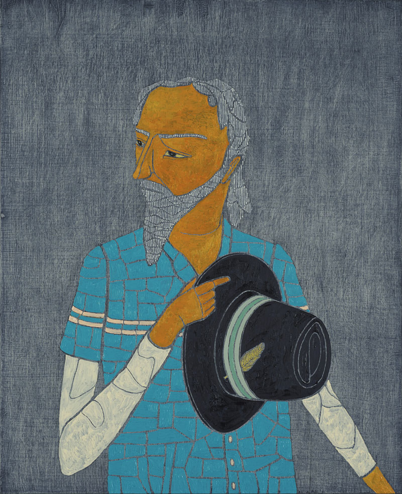 Campesino (with Despair in His Soul)