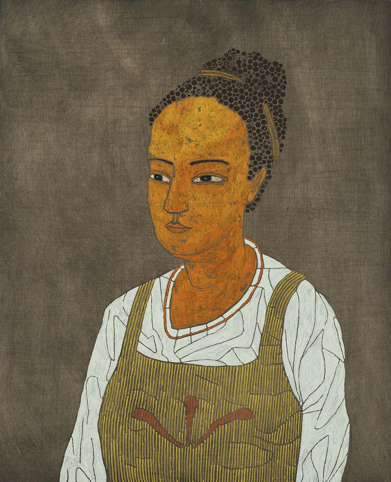 Sister d'Urberville (Pensive Milkmaid)