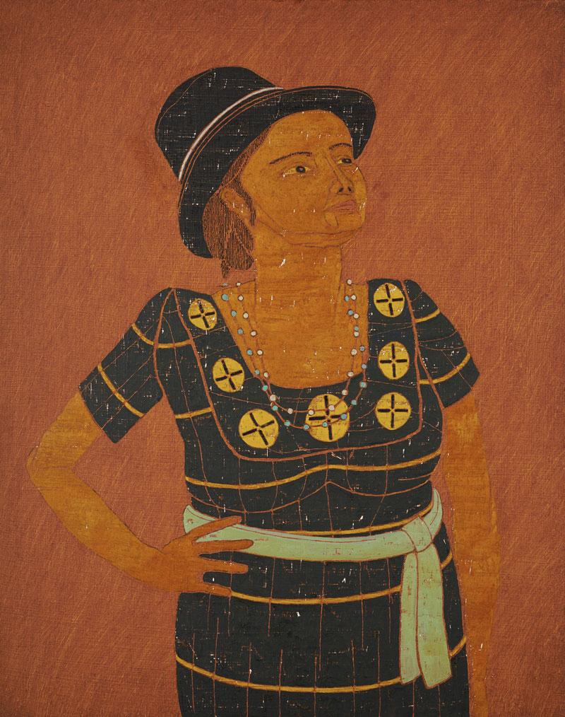 Doña Margartita de Teotitlán