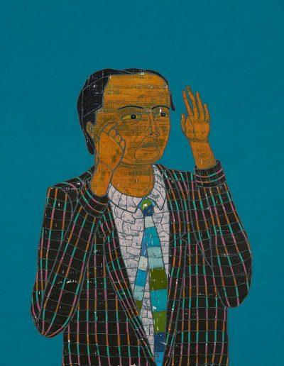 Sir Jimmy, Jimmy (Fly in the Eye) Dye