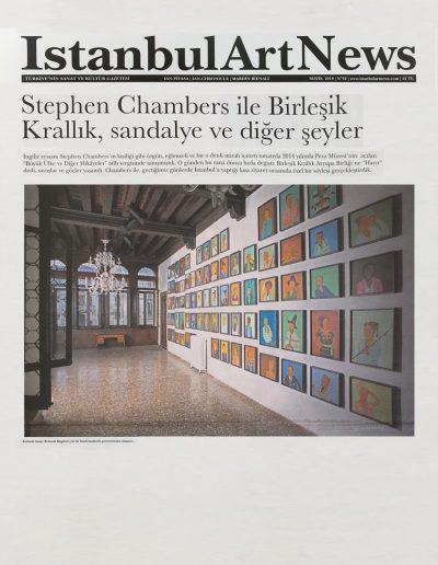 Stephen-Chambers-Istanbul-Arts-News-1
